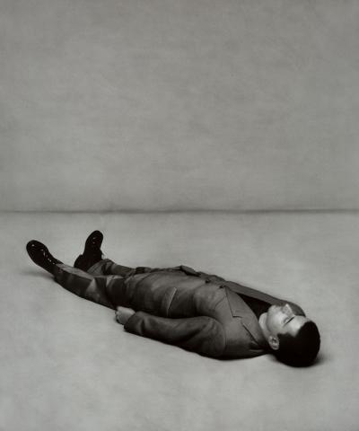 Christ couché, 1997